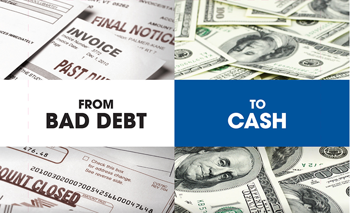 Hilco Receivables - From Bad Debt to Cash